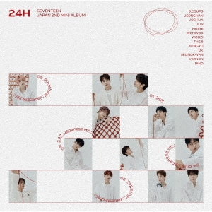 24H [CD+20P PHOTO BOOK]<通常盤> CD
