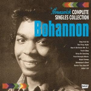 Hamilton Bohannon/ブランズウィック・コンプリート・シングル・コレクション<期間限定価格盤>[UVPR-30104]