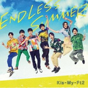 ENDLESS SUMMER [CD+DVD]<初回盤B> 12cmCD Single