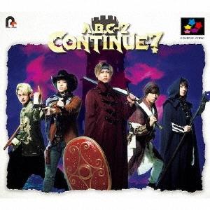 CONTINUE? [CD+DVD]<初回限定盤A> CD