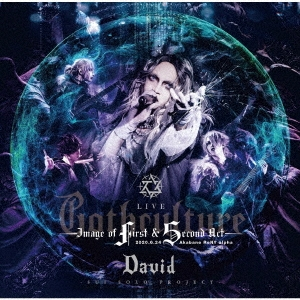 """LIVE """"Gothculture"""" -Image of First & Second Act-<生産限定盤> CD"""