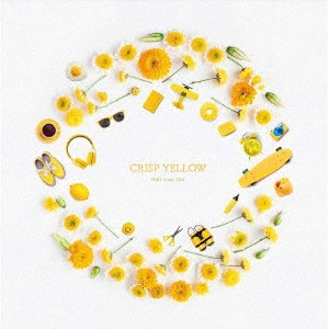 CRISP YELLOW<通常盤> CD