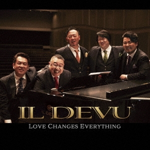 LOVE CHANGES EVERYTHING CD