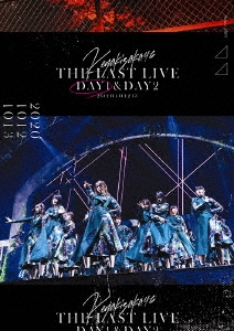 THE LAST LIVE DAY1<通常盤>
