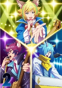TVアニメ「SHOW BY ROCK!!STARS!!」第2巻 [Blu-ray Disc+CD]