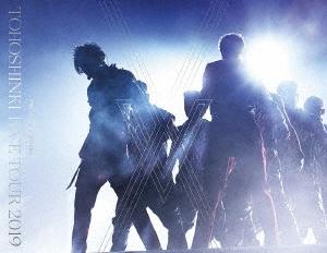 【ワケあり特価】東方神起 LIVE TOUR 2019 ~XV~ PREMIUM EDITION [3DVD+写真集]<初回生産限定盤>