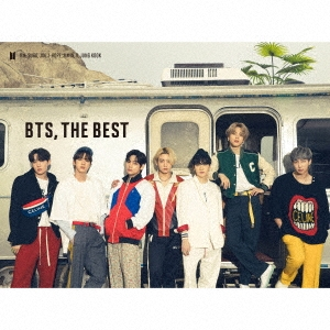 BTS, THE BEST [2CD+2DVD]<初回限定盤B> CD