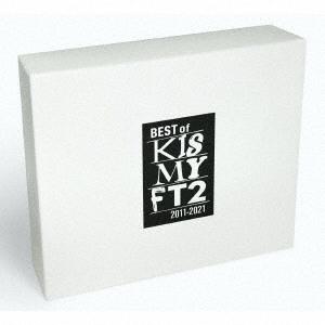 BEST of Kis-My-Ft2 [2CD+Blu-ray Disc]<通常盤> CD