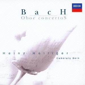 ハインツ・ホリガー/J.S.バッハ&C.P.E.バッハ:オーボエ協奏曲集[UCCD-4773]