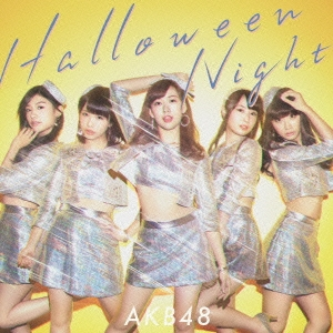 AKB48/ハロウィン・ナイト/Type D [CD+DVD]<初回限定盤>[KIZM-90399]