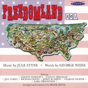 フリーダムランド U.S.A. CD