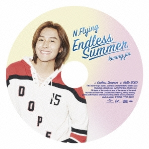 N.Flying/Endless Summer<ピクチャーレーベル盤/グァンジン>[TYCT-39044]