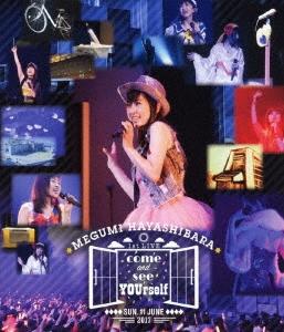 林原めぐみ 1st LIVE ~あなたに会いに来て~ Blu-ray Disc