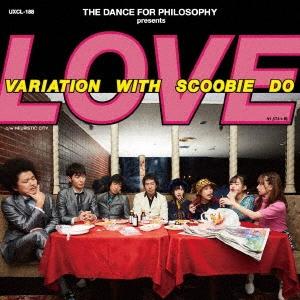 ラブ・バリエーション with SCOOBIE DO/ヒューリスティック・シティ<コラボジャケットver.> 7inch Single