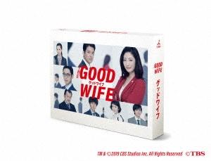 グッドワイフ DVD-BOX DVD