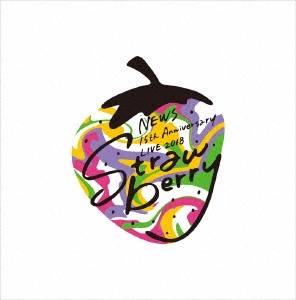 "NEWS 15th Anniversary LIVE 2018 ""Strawberry"" [3Blu-ray Disc+ブックレット]<初回仕様> Blu-ray Disc"