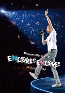 Kazumasa Oda Tour 2019 ENCORE!! ENCORE!! in さいたまスーパーアリーナ Blu-ray Disc