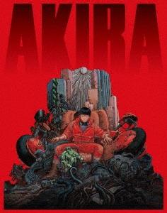 AKIRA 4Kリマスターセット [4K Ultra HD Blu-ray Disc+2Blu-ray Disc]<特装限定版> Ultra HD