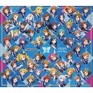 765 MILLION ALLSTARS/THE IDOLM@STER MILLION THE@TER WAVE 10 Glow Map [CD+Blu-ray Disc][LACM-14900]