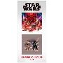 STAR WARS SAGA スクエア缶バッジ2個セット(EP1)