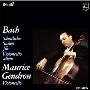 J.S.Bach: Samtliche Suiten fur Violoncello Allein