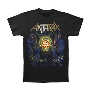 ANTHRAX/FOR ALL KINGS COVER Tシャツ Mサイズ