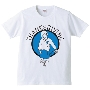 T-Palette Records オリジナルT-shirt White/XSサイズ