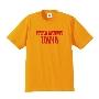 タワレコ TOKYO T-shirt イエロー Lサイズ