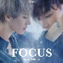 FOCUS -Japan Edition- [CD+DVD+フォトブック]<初回生産限定盤>