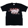 ちびまる子ちゃん × TOWER RECORDS T-shirt Black/Sサイズ