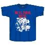FC東京×TOWER RECORDSコラボT-Shirt(ブルー)/Mサイズ
