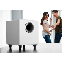 Audioengine スピーカー SUBウーハー(アンプ内蔵・1台)S8/White