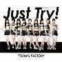 初恋サンライズ/Just Try!/うるわしのカメリア<通常盤B>