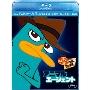 フィニアスとファーブ/ペリー・ファイル:アニマル・エージェント [Blu-ray Disc+DVD]