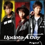 Update A Day [CD+DVD]<豪華盤/初回限定生産>