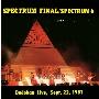 SPECTRUM FINAL Budokan Live, Sept.22,1981 (+4)/SPECTRUM 6<タワーレコード限定>