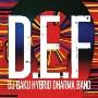 D.E.F<タワーレコード限定/数量限定生産盤>