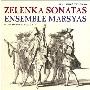 J.D.Zelenka: Sonatas No.3, No.5, No.6, Andante