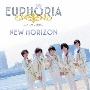 NEW HORIZON [CD+DVD]<初回限定盤A>