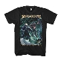 MEGADETH/VIC CANISTER Tシャツ Sサイズ