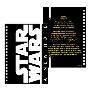STAR WARS SAGA ゴムバンド付きリングノート(EP4)
