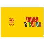 タワレコ A4クリアファイル 限定カラー2014