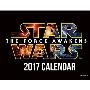 卓上 スター・ウォーズ/フォースの覚醒 2017 カレンダー