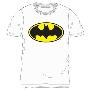 バットマン 半袖T-shirt White/Lサイズ
