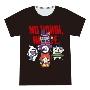 妖怪ウォッチ T-shirt バンド(大人用) Black Mサイズ