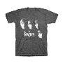 THE BEATLES/FACES CHARCOAL TRIBLEND Tシャツ Mサイズ