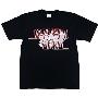 ちびまる子ちゃん × TOWER RECORDS T-shirt Black/XLサイズ