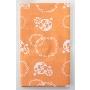 チェブラーシカ 日本手拭い Orange