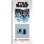 STAR WARS SAGA スクエア缶バッジ2個セット(EP5)