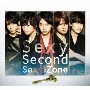 Sexy Second [CD+DVD+豪華写真集]<初回限定盤B>